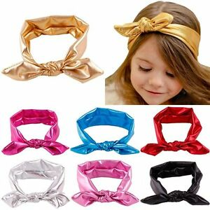 Stylish-Baby-Girls-Toddler-Stretch-Ear-Turban-Knot-Hairband-Rabbit-Bow-Headband
