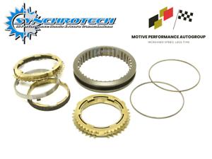 Synchrotech K20 6 Speed 3-4 Carbon Synchro Slider Kit