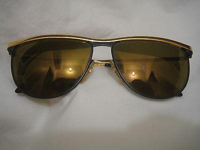 Cordiale Occhiali Sole Sunglasses Vogue Paula Anni '80 Used Prezzo Moderato
