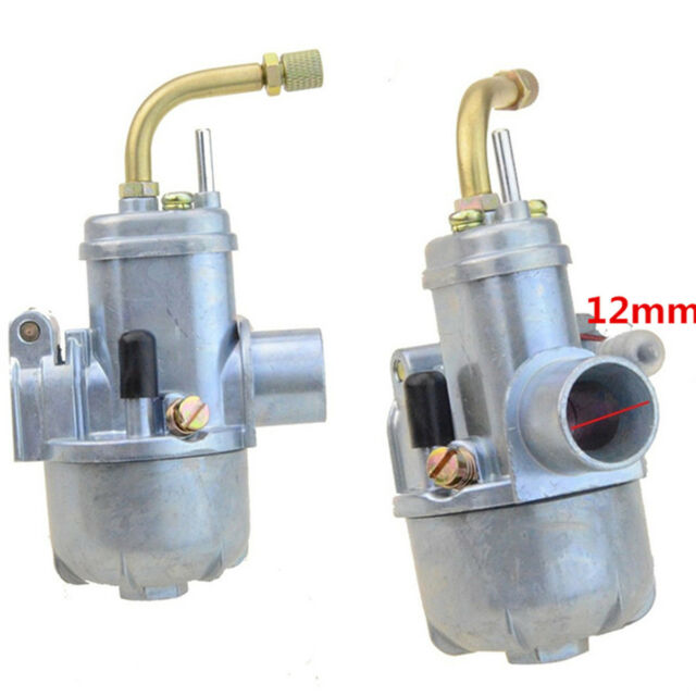 12mm Carburetor For Puch Maxi Moped Carb Stock Maxi Sport