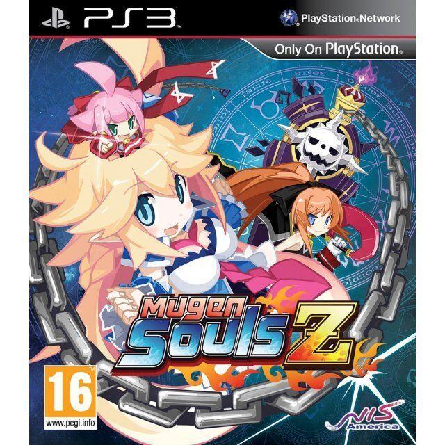 Mugen Souls Z (PS3) - BRAND NEW & SEALED UK