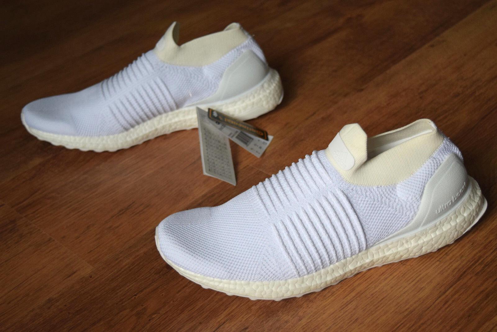 Adidas UltraBoost S80768 Laceless 44 44,5 47 S80768 UltraBoost ultra Bottes tripple blanc  nmd yeezy 187db8