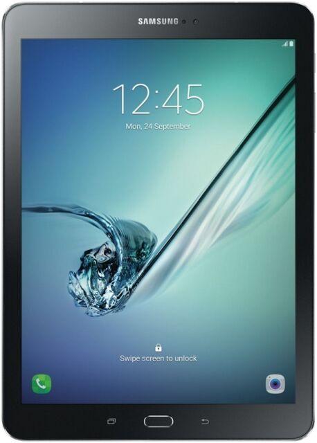 """Samsung Galaxy Tab S2, 9.7"""", 64GB , 4G, Octa Core 3 GB Ram Black SM-T819Y"""