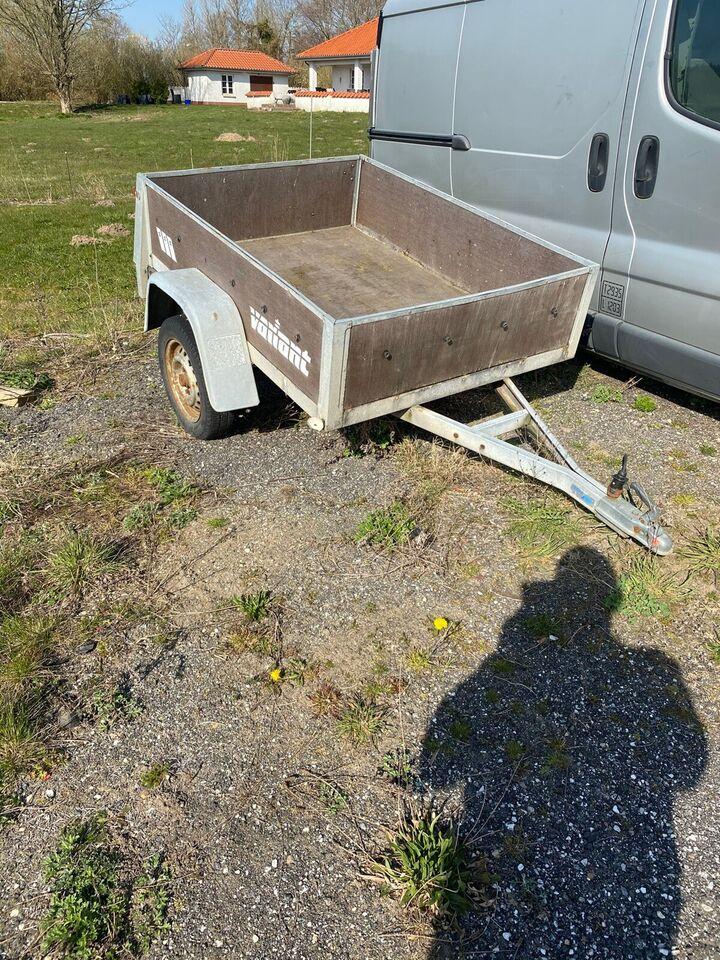Ladtrailer, Variant Va 500 s, lastevne (kg): 375