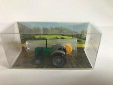 TT 1:120 NEU in OVP Traktor mit Schneepflug BUSCH 8699