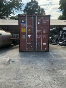 High Cube Shipping or Storage Container 40' Fair Condition