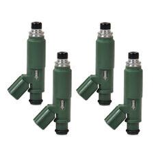 4Pcs Einspritzventil Injektor 23209-22040 für Toyota Matrix MR2 Celica Corolla