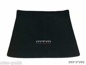 Original-MTM-Kofferraum-Matte-Autoteppich-Audi-A1-S1-Quattro-8X-Schwarz