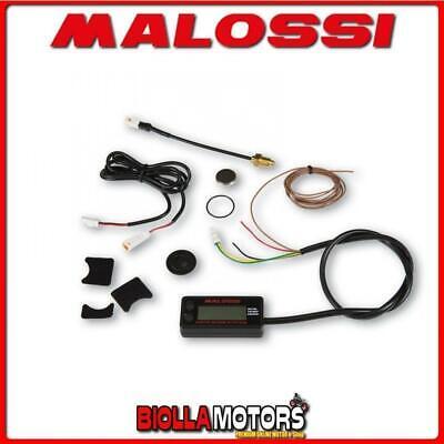5817540b Strumentazione Malossi Temperatura/rpm/hour Kymco Super 8 50 4t Euro 2 Asciugare Senza Stirare