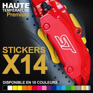 Compatible-Stickers-autocollants-adhesifs-pour-etrier-de-frein-FORD-ST