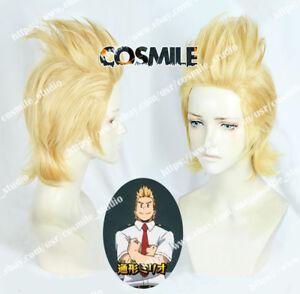 Boku no My Hero Academia Million Mirio Togata Cosplay Hair Wig Animation Ver Sa