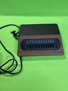 Vintage Jerrold Cable Converter Box CATV JSX-3 General Instrument (Untested)