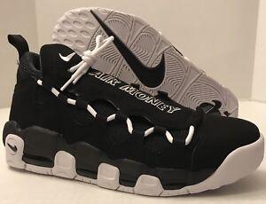 hombre Sin oreo More 10 Air superior caja 888412552740 Aj2998 Negro Nike blanco Money 001 Z0OOFW