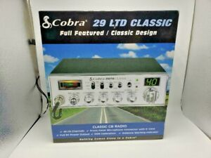 Details about COBRA 29 LTD CB RADIO PEAKED,TUNED, BIG FINAL,SWING KIT,  ECHO, RECEIVE UPGRADE