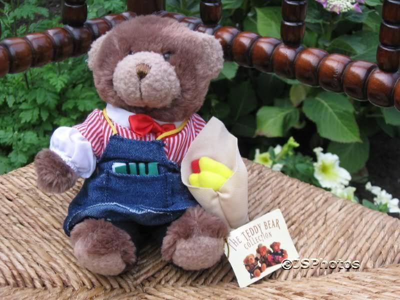 Teddy Bear Collection UK Francis Florist Handmade