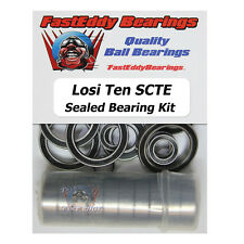 Team FastEddy Fast Eddy Full SEALED Bearing Kit for the LOSI TEN SCTE AND 2.0