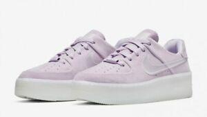 Da-Donna-Nike-Air-Force-1-Salvia-Basso-LX-UK-4-US-6-5-EUR-37-5-Rosa-AR5409-500