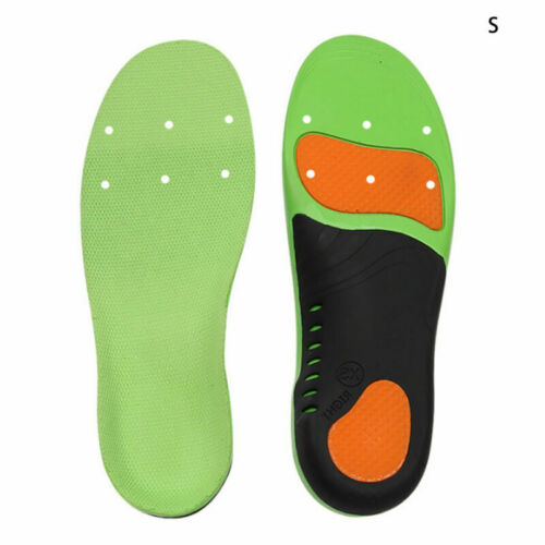 Orthotic Insoles Plantar Fasciitis Arch Support Flat Feet Foot Inserts Gel USA