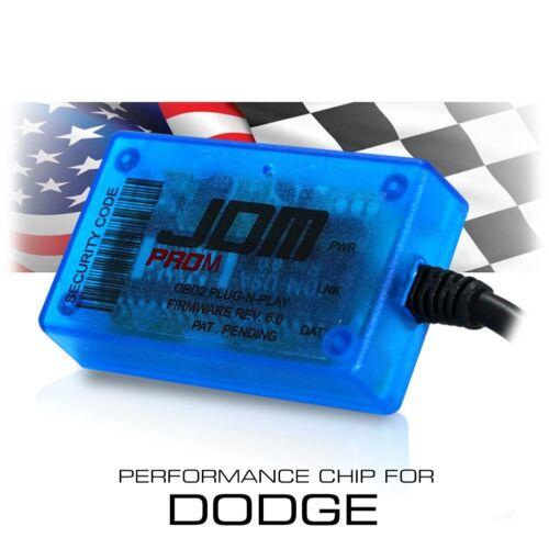 Stage 3 Performance Chip for 1996-2008 Dodge Dakota and Durango Real Tune Engine