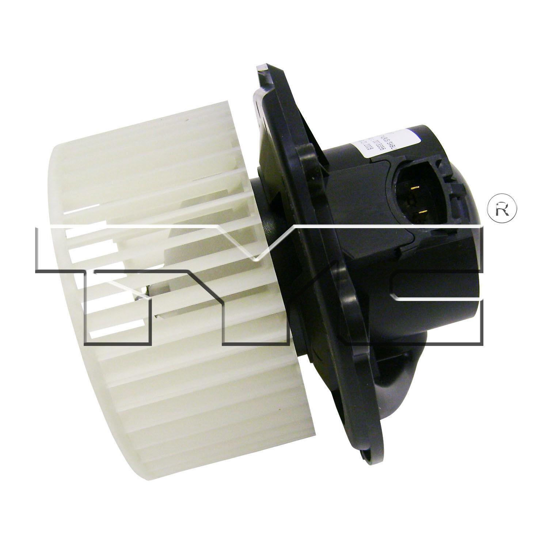 For 96-07 Ford Taurus 96-05 Mercury Sable Heater AC Blower Motor W//Fan TYC700017