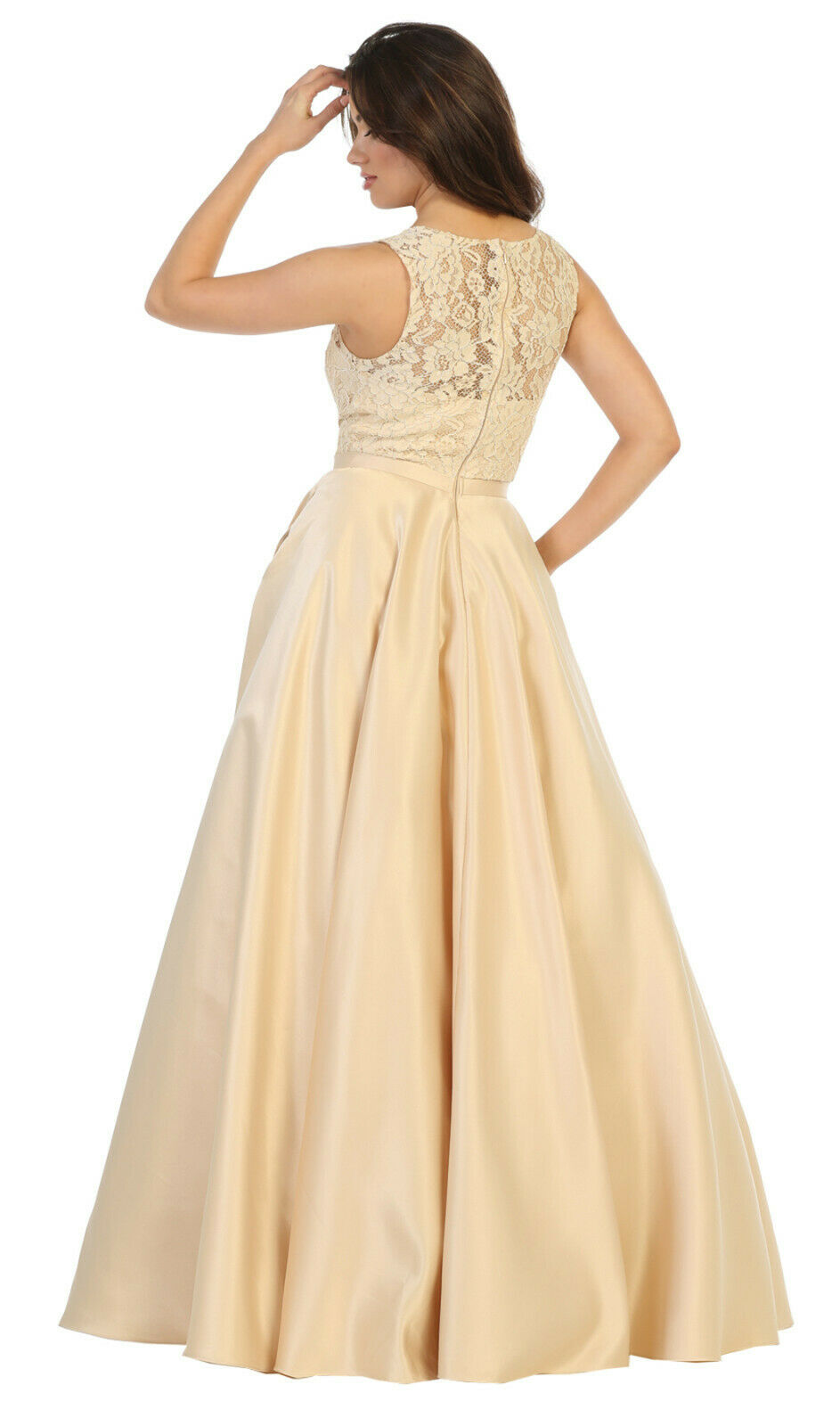 b85835e724 ... SWEET 16 A-LINED EVENING GOWN SPECIAL OCCASION FORMAL FORMAL FORMAL  DANCE PROM DRESS PAGEANT ...