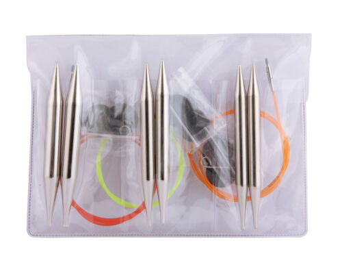 10603 KnitPro Nova Metall Chunky-Set Art
