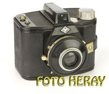 AGFA Box Kamera Rollfilmkamera Analogkamera. 02836