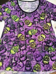 Halloween Kleines shirt T Classic Lularoe x5R0Yqwz5