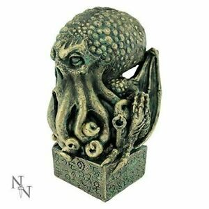 Cthulhu Figurine Squid Octopus Ornament Stunning Collectible Figurine Lovecraft