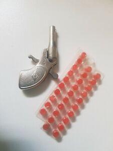 Dettagli su Mini pistola giocattolo d epoca anni '50 MIGNONETTE MONDIAL Italy