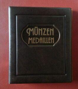 Philswiss Münzalbum Mit Einlagen Für 1020 Euro Münzen Und Schuber