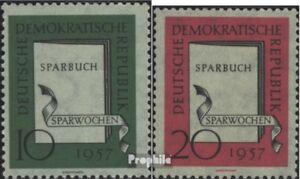 DDR-598-599-kompl-Ausg-gestempelt-1957-Sparwochen