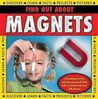 Find Out About Magnets by Steve Parker (Hardback, 2013)