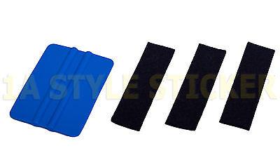3M Rakel 3 selbstklebende Filzkanten 3m Folienrakel 3m 00051128092064