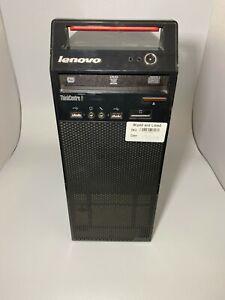 Lenovo ThinkCentre Edge 72 PC 4 Go RAM-sans disque dur Intel Core i3
