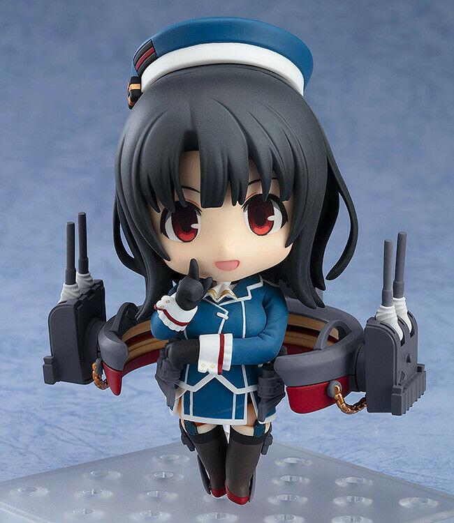 Nendoroid Colección Kantai KanColle Takao figura  1023 buena sonrisa Company