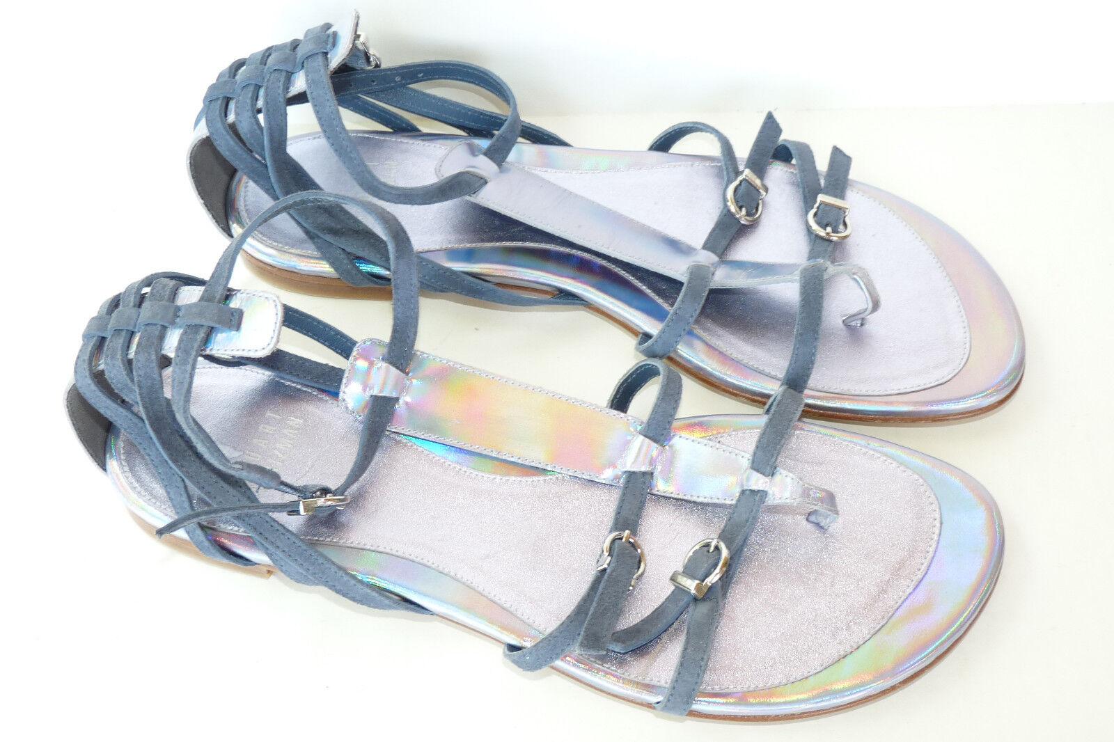 SCHUTZ 8.5 Women's Cecillya Flat Sandal, Black, Size 8.5 SCHUTZ 2e26a8