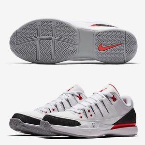 709998 X Zoom New Roger Nike 106 Sz Vapor Federer Rf Fire Zapatillas Aj3 de tenis Red 10 qYtwZZg