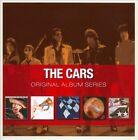 Original Album Series [Box] by The Cars (CD, 2009, 5 Discs, Elektra (Label))