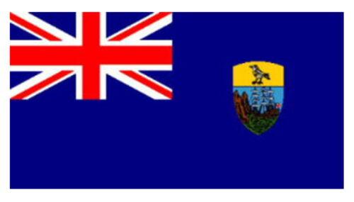 ST HELENA FLAG 5FT X 3FT