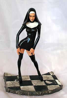 1/6 Resin Model Kit, Sexy action figure Twisted Sister Monserrat