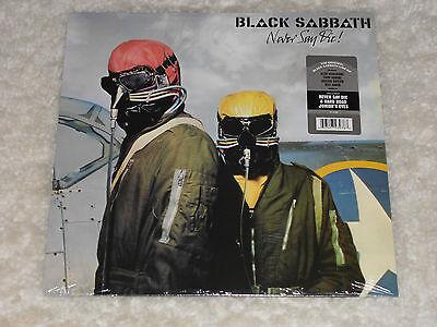 BLACK SABBATH  Never Say Die  LP SEALED 180g