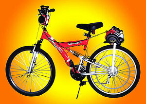 Image Is Loading Honda Gx35 Belt Drive Gas Motorized Bicycle Engine