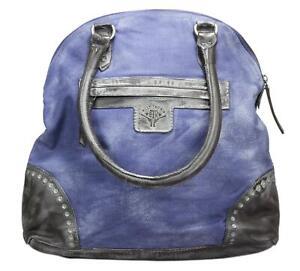 Billy-the-Kid-by-Greenburry-Leder-Shopper-Damentasche-Handtasche-Damen-Tasche