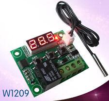 termostato digitale con sonda per frigo caldaia camino bollitore solare