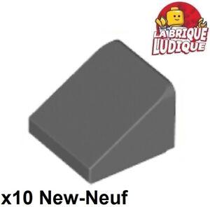 4 x LEGO 2454 Brique Mur Pilier blanc white Wall Brick 1x2x5 NEUF NEW