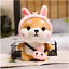 thumbnail 5 - Cute-Kawaii-Shiba-Inu-Corgi-Dog-Plush-Toy-Pikachu-Elephant-Bunny-Strawberry