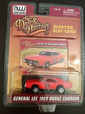 1:64 Slot Car The Dukes Of Hazzard General Lee Nuovo Design Moderno