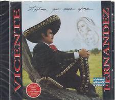 CD  - Vicente Fernandez NEW Lastima Que Seas Ajena CD 13Tracks - FAST SHIPPING !