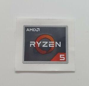 PC-Sticker-Genuine-AMD-Ryzen-5-Generation-Gaming-PC-Case-Laptop-Sticker-Decal